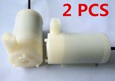 2PCS DC3v-6v small Submersible Water Pump solar pump 120L/H  fountain aquarium