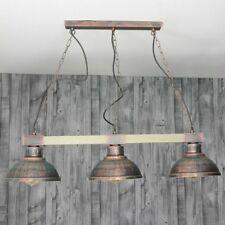 bon goût Luminaire suspendu 3XE27 en Cuivre Vintage Lampe NEUF CUISINE INTÉRIEUR