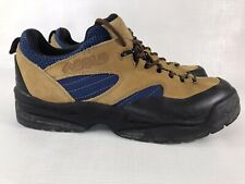 Asolo Trail Hiking Trekking Brown Leather Shoes Mens Size 10 Good
