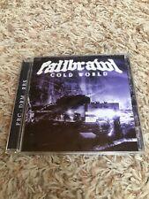 Fallbrawl- Cold World CD NYHC Kickback Irate Shattered Realm Bulldoze Arkangel