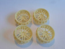 "1/18 20"" HRE MESH RESIN WHEELS  FOR CUSTOM MODEL CARS SET OF 4"