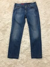 AG Adriano Goldschmied 29 Jeans Women's The Gamin Straight Leg