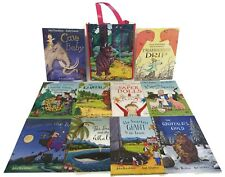 Julia Donaldson 10 Book Set Collection (The Gruffalo) - Free Bag - RRP: £69.90