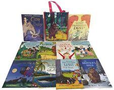 Julia Donaldson 10 Book Set Collection (The Gruffalo) - Free Bag - RRP: £69.90