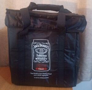 Jack Daniel's Large Cooler Bag Perfect Mix of Whiskey & Cola