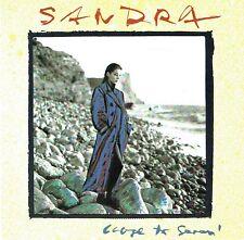(CD) Sandra - Close To Seven - Don't Be Aggressive, I Need Love!, u.a. (1992)