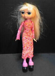 Mattel Diva Starz Talking Doll Untested Miranda Blonde Blue Eyes
