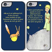 """Cover di coppia iPhone 6 e 6s """"Il Piccolo Principe e la volpe"""""""