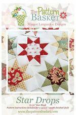 Star Drops by The Pattern Basket (Margot Languedoe Designs)