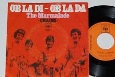 """THE MARMALADE -Ob La Di - Ob La Da / Chains- 7"""" 45 CBS Records (3892)"""