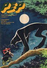PEP 1974  nr. 37  - GROTE PYR (COVER) / TON EN TINEKE (BIJLAGE) / HENK KUIJPERS