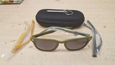 Wychwood  Polarised Fishing Sunglasses + Hard Case Interchangeable Arms