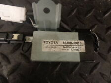 2012 LEXUS CT200H 1.8 HYBRID ANTENNA AMPLIFIER MODULE 86300-76010