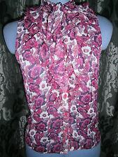 Papaya Waist Length Floral Tops & Shirts for Women