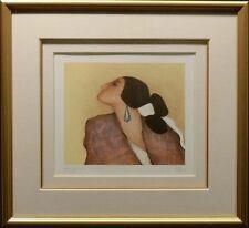 "R.C Gorman ""Danya State I""  Hand Signed with custom framed Make an Offer"