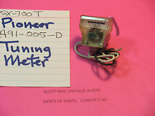 PIONEER A91-005-D TUNING METER SX-700T STEREO RECEIVER