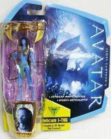 Mattel Avatar Na'vi Princess Warrior Neytiri Action Figure (Final Battle)