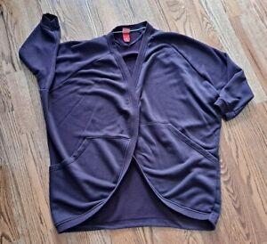 Nike Athletic Open Front Jacket Women's Size 3X