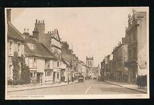 Dorset DORCHESTER High West St  c1910/20s? PPC local publisher Lock