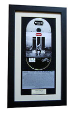 PLAN B ILL Manors CLASSIC CD Album GALLERY QUALITY FRAMED+EXPRESS GLOBAL SHIP