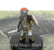 Tyranny of Dragons ~ SVIRFNEBLIN FIGHTER #4 Icons of the Realms D&D miniature