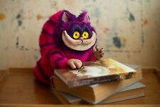 "Cheshire cat handmade toy ""Alice in Wonderland"""
