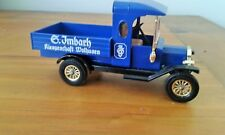 Matchbox Models Of Yesteryear Y12 T Ford Low Sided truck  Limited Edition 1912