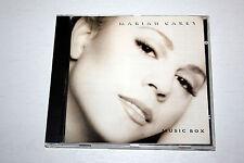 Mariah Carey Music Box cd 1993