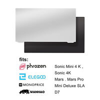 Flexibler Magnetic Spring Steel Sheet Plate für Elegoo Mars/Mars Pro 3D-Drucker