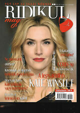 Hungarian Magazine 101 - Kate Winslet on cover