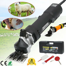 220V 350W Electric Sheep Goat Shearing Clipper Shears Supplies Equipment Tool