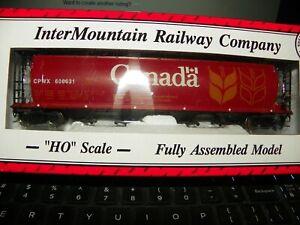 "InterMountain HO Canadian Pacific ""Canada"" Grain Hopper, RTR."