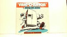 "ROQ-IN' ZOO-'FRIG-O-RATOR'-RECORD ALBUM-WM PERRY ""THE FRIDGE""-12"" SPECIAL-MOTOWN"