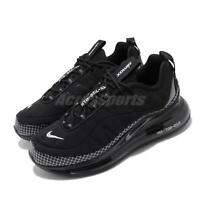 Nike MX-720-818 Black Silver Men Lifestyle Casual Shoes Sneakers CI3871-001