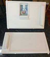 Vintage Fisher Price Fun With Food Play Kitchen REPLACEMENT DOORS