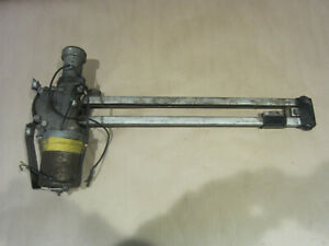 Rolls Royce Silver Shadow - LH Front Door Glass Lift Assembly - P/N UB30040