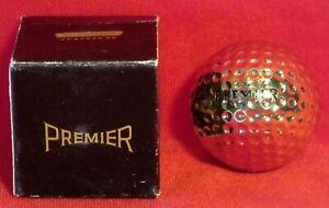 WORTHINGTON PREMIER ~ GOLD TONE / COLOR ~ GOLF BALL ~ list from draft