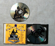 "CD AUDIO INT/ VARIOUS ""TAKING LIBERTIES"" 2XCD COMPILATION 1994 TOTEM RECORDS"