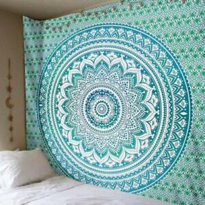 Mandala Tapestry Hippie Bohemian Queen Size Wall Hanging Tapestries Dorm Decor