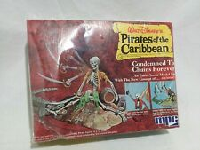 1972 Sealed MPC Disney's Pirates Of The Caribbean Condemned To Chains 4 Ever s