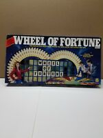 1985 Wheel of Fortune Board Game Complete Very Good Condition