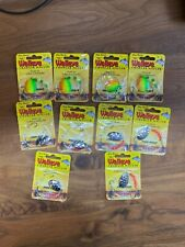 Assorted Lot of 10 - Northland Walleye Crawler Hauler Worm Harness