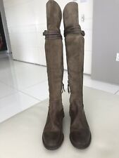n.d.c. made by hand Over The Knee Riding Boots Size 37