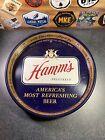 1950's HAMMS BEER TRAY. AMERICA'S MOST REFRESHING BEER. MINNESOTA