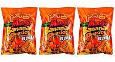 3 BAGS Philippine Dried Mango Banana Passion Fruit Balls 3.5oz PassionFruit