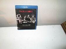 PARAMORE - THE FINAL RIOT rare Punk Pop Rock Blu Ray 15 Songs videos