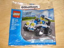 Lego City 30228 Police ATV New
