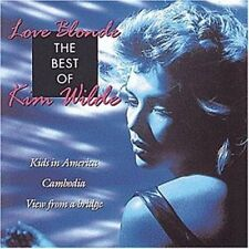 Kim Wilde Love blonde-The best of (19 tracks, 1981-83/1993, incl. 2 remix.. [CD]