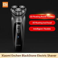 Xiaomi Enchen Electric Shaver Razor Beard Trimmer Washable 3D Rotating Head I3Q3