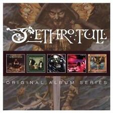 JETHRO TULL ORIGINAL ALBUM SERIES 5 CD NEW